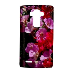 Wonderful Pink Flower Mix Lg G4 Hardshell Case by MoreColorsinLife