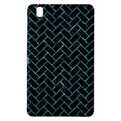 Brick2 Black Marble & Blue Green Water Samsung Galaxy Tab Pro 8 4 Hardshell Case by trendistuff