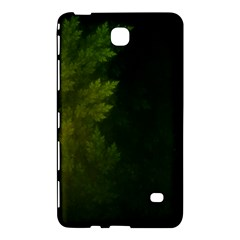 Beautiful Fractal Pines In The Misty Spring Night Samsung Galaxy Tab 4 (8 ) Hardshell Case  by beautifulfractals