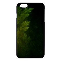 Beautiful Fractal Pines In The Misty Spring Night Iphone 6 Plus/6s Plus Tpu Case by beautifulfractals