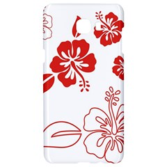 Hawaiian Flower Red Sunflower Samsung C9 Pro Hardshell Case  by Mariart