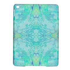 Green Tie Dye Kaleidoscope Opaque Color Ipad Air 2 Hardshell Cases by Mariart