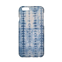 Indigo Grey Tie Dye Kaleidoscope Opaque Color Apple Iphone 6/6s Hardshell Case by Mariart