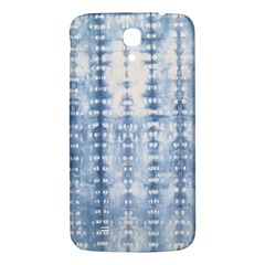 Indigo Grey Tie Dye Kaleidoscope Opaque Color Samsung Galaxy Mega I9200 Hardshell Back Case by Mariart