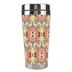 Illustrator Photoshop Watercolor Ink Gouache Color Pencil Stainless Steel Travel Tumblers by Mariart