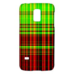 Line Light Neon Red Green Galaxy S5 Mini by Mariart