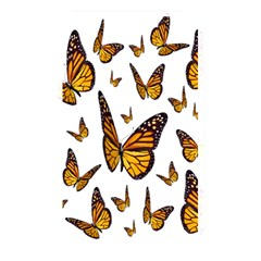 Butterfly Spoonflower Memory Card Reader by Mariart
