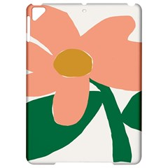 Peach Sunflower Flower Pink Green Apple Ipad Pro 9 7   Hardshell Case by Mariart