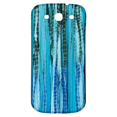 Line Tie Dye Green Kaleidoscope Opaque Color Samsung Galaxy S3 S Iii Classic Hardshell Back Case by Mariart