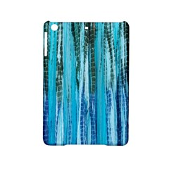 Line Tie Dye Green Kaleidoscope Opaque Color Ipad Mini 2 Hardshell Cases by Mariart
