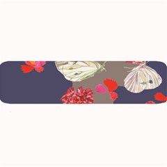 Original Butterfly Carnation Large Bar Mats by Mariart