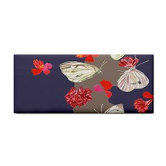 Original Butterfly Carnation Cosmetic Storage Cases by Mariart