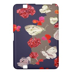 Original Butterfly Carnation Kindle Fire Hd 8 9  by Mariart