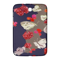 Original Butterfly Carnation Samsung Galaxy Note 8 0 N5100 Hardshell Case  by Mariart