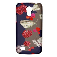 Original Butterfly Carnation Galaxy S4 Mini by Mariart
