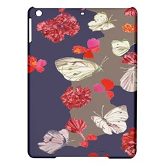 Original Butterfly Carnation Ipad Air Hardshell Cases by Mariart