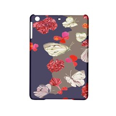 Original Butterfly Carnation Ipad Mini 2 Hardshell Cases by Mariart