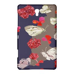 Original Butterfly Carnation Samsung Galaxy Tab S (8 4 ) Hardshell Case  by Mariart