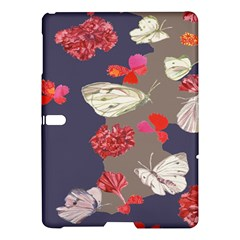 Original Butterfly Carnation Samsung Galaxy Tab S (10 5 ) Hardshell Case  by Mariart
