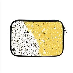 Spot Polka Dots Orange Black Apple Macbook Pro 15  Zipper Case by Mariart