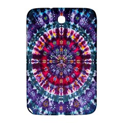 Red Purple Tie Dye Kaleidoscope Opaque Color Samsung Galaxy Note 8 0 N5100 Hardshell Case  by Mariart