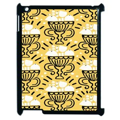 Trophy Beers Glass Drink Apple Ipad 2 Case (black) by Mariart
