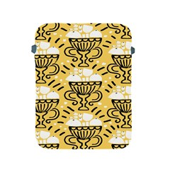 Trophy Beers Glass Drink Apple Ipad 2/3/4 Protective Soft Cases by Mariart