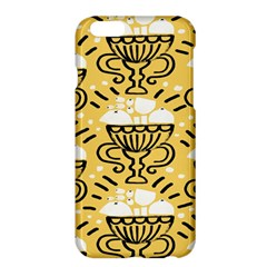 Trophy Beers Glass Drink Apple Iphone 6 Plus/6s Plus Hardshell Case by Mariart