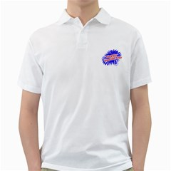Happy Bastille Day Graphic Logo Golf Shirts by dflcprints