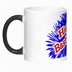 Happy Bastille Day Graphic Logo Morph Mugs by dflcprints