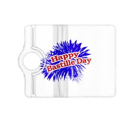 Happy Bastille Day Graphic Logo Kindle Fire Hd (2013) Flip 360 Case by dflcprints