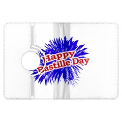 Happy Bastille Day Graphic Logo Kindle Fire Hdx Flip 360 Case by dflcprints