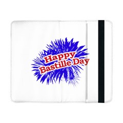 Happy Bastille Day Graphic Logo Samsung Galaxy Tab Pro 8 4  Flip Case by dflcprints