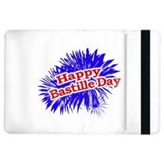 Happy Bastille Day Graphic Logo Ipad Air 2 Flip by dflcprints