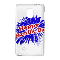 Happy Bastille Day Graphic Logo Galaxy Note Edge by dflcprints