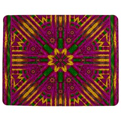Feather Stars Mandala Pop Art Jigsaw Puzzle Photo Stand (rectangular) by pepitasart