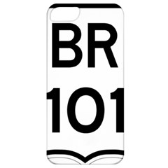 Brazil Br 101 Transcoastal Highway  Apple Iphone 5 Classic Hardshell Case by abbeyz71