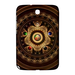 Gathering The Five Fractal Colors Of Magic Samsung Galaxy Note 8 0 N5100 Hardshell Case  by jayaprime