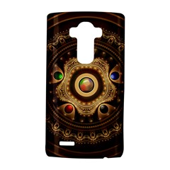 Gathering The Five Fractal Colors Of Magic Lg G4 Hardshell Case by jayaprime