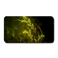Beautiful Emerald Fairy Ferns In A Fractal Forest Medium Bar Mats by beautifulfractals