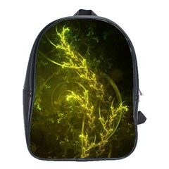 Beautiful Emerald Fairy Ferns In A Fractal Forest School Bags (xl)  by beautifulfractals