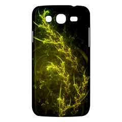 Beautiful Emerald Fairy Ferns In A Fractal Forest Samsung Galaxy Mega 5 8 I9152 Hardshell Case  by beautifulfractals