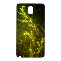 Beautiful Emerald Fairy Ferns In A Fractal Forest Samsung Galaxy Note 3 N9005 Hardshell Back Case by jayaprime