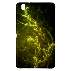 Beautiful Emerald Fairy Ferns In A Fractal Forest Samsung Galaxy Tab Pro 8 4 Hardshell Case by jayaprime