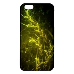 Beautiful Emerald Fairy Ferns In A Fractal Forest Iphone 6 Plus/6s Plus Tpu Case by jayaprime