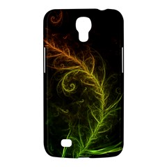 Fractal Hybrid Of Guzmania Tuti Fruitti And Ferns Samsung Galaxy Mega 6 3  I9200 Hardshell Case by beautifulfractals