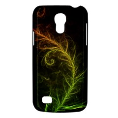 Fractal Hybrid Of Guzmania Tuti Fruitti And Ferns Galaxy S4 Mini by jayaprime