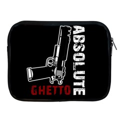 Absolute Ghetto Apple Ipad 2/3/4 Zipper Cases by Valentinaart
