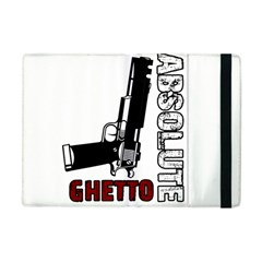 Absolute Ghetto Apple Ipad Mini Flip Case by Valentinaart
