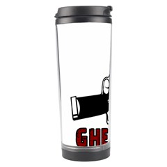 Absolute Ghetto Travel Tumbler by Valentinaart
